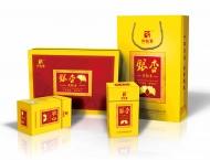 银杏黄精茶礼盒