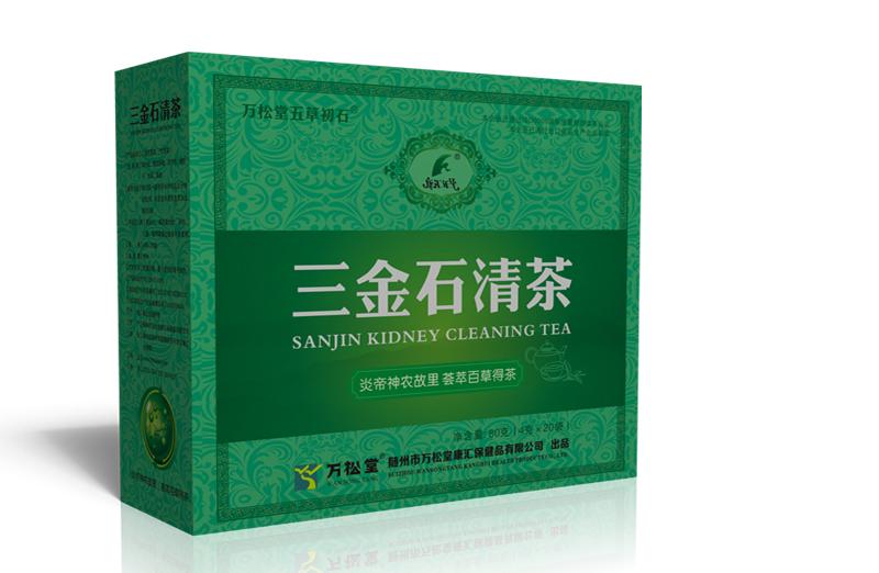 三金石清茶